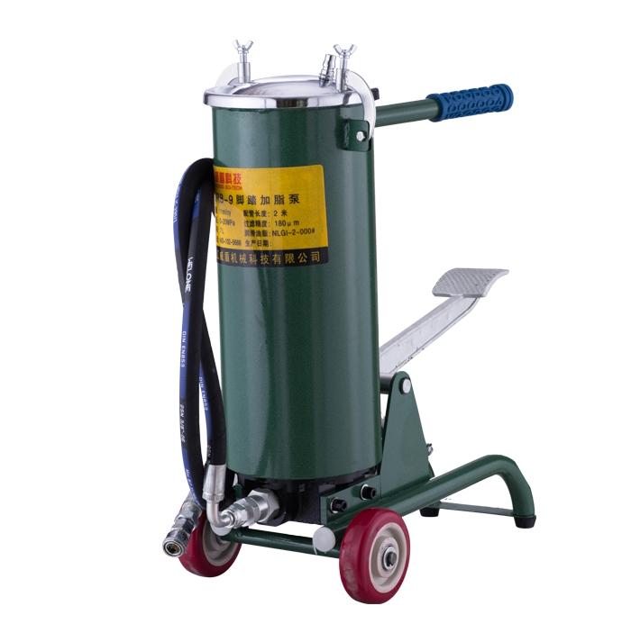 JRB-9 Foot Grease Pump