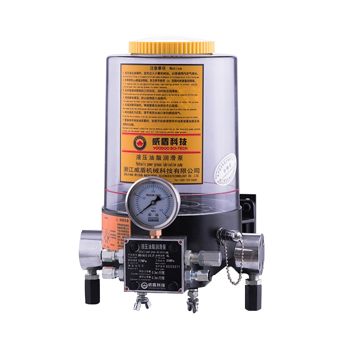 RHX-B hydraulic grease lubrication pump