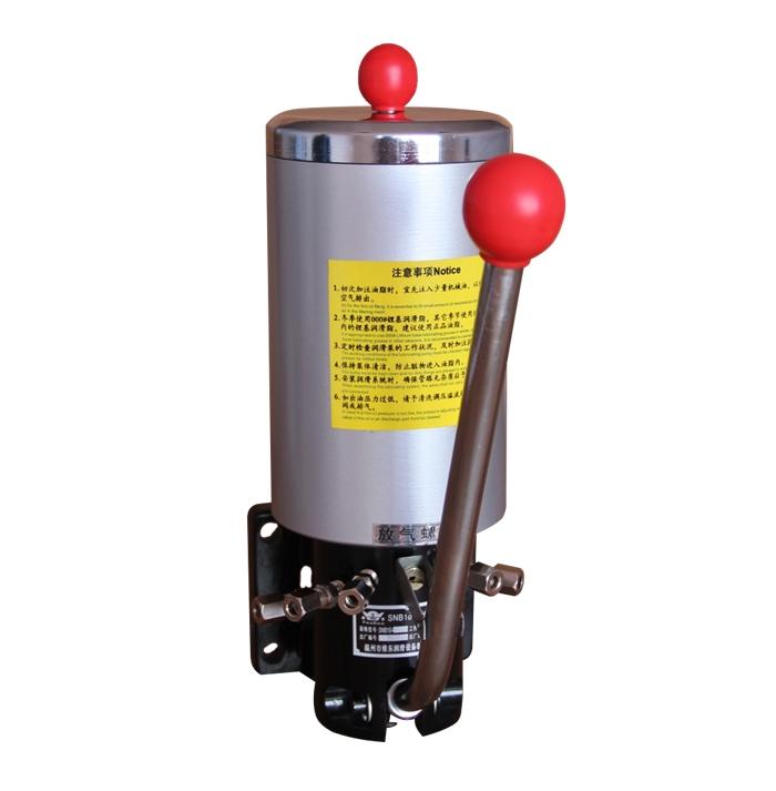 SNB10 manual multi-point lubrication pump