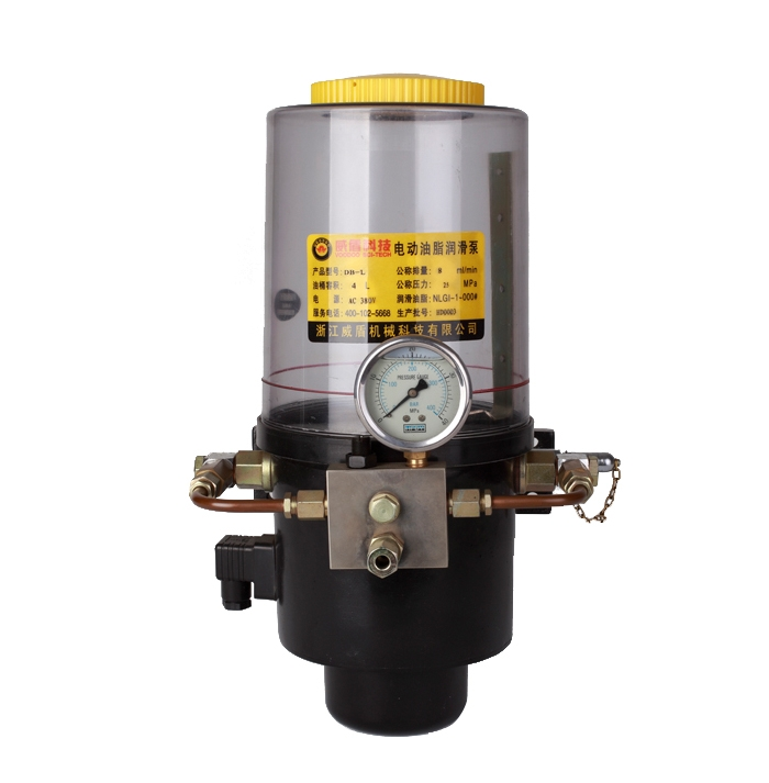 DB-L electric lubrication pump