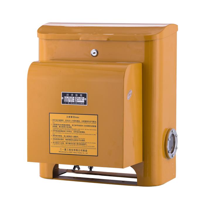 RHX-B hydraulic synchronous lubrication pump