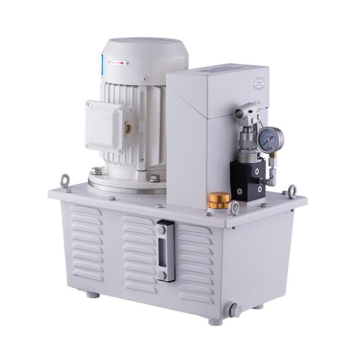 VYZ hydraulic pump station