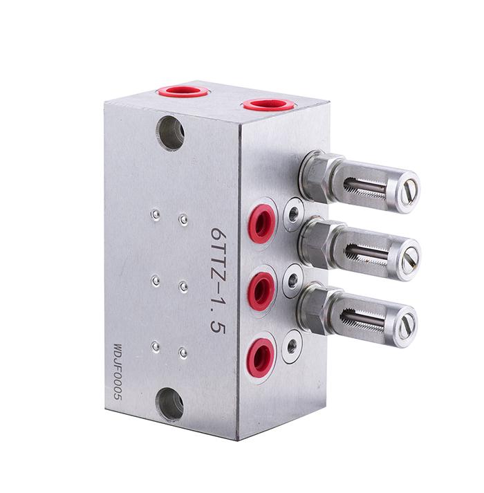 6TTZ-1.5 two-line distributor