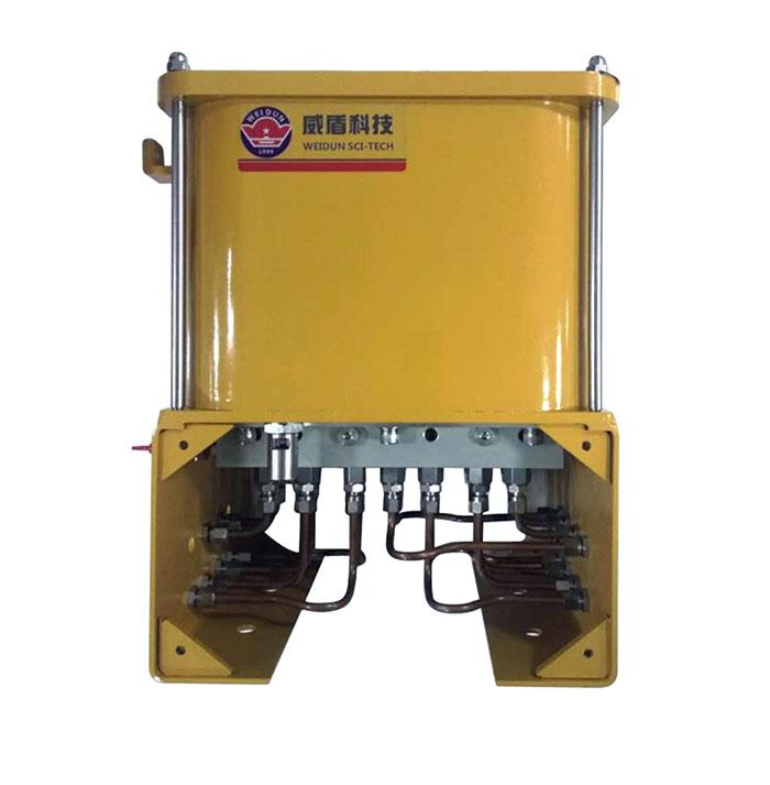 RHX-I mining hydraulic power lubrication pump