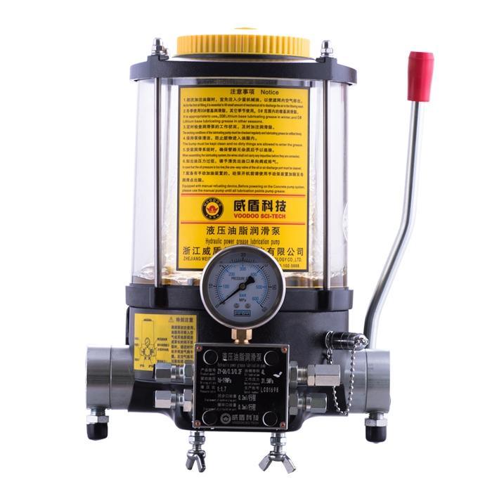 ZY-Q booster lubrication pump