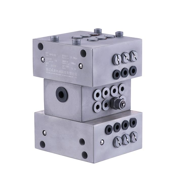 WDFQ-35 progressive distributor