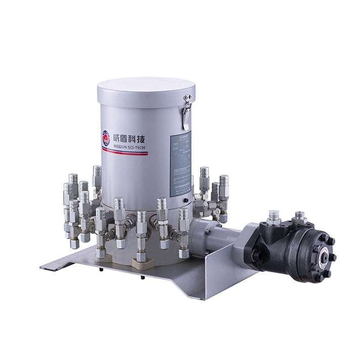 DDB multi-point grease lubrication pump