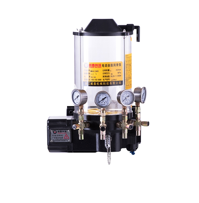 4WDR-M electric grease lubrication pump