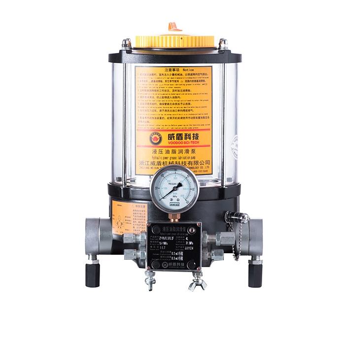 ZY-P hydraulic grease lubrication pump