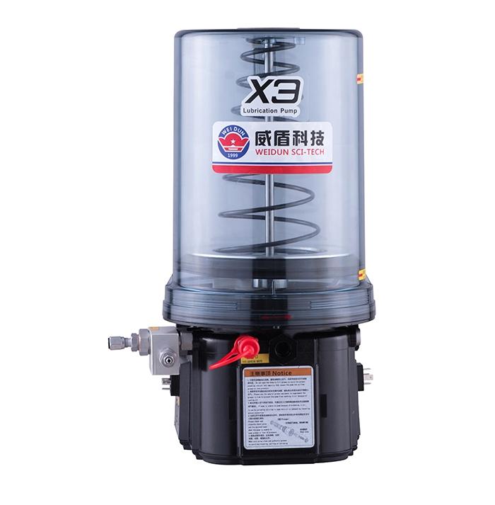 P-X3 electric lubrication pump